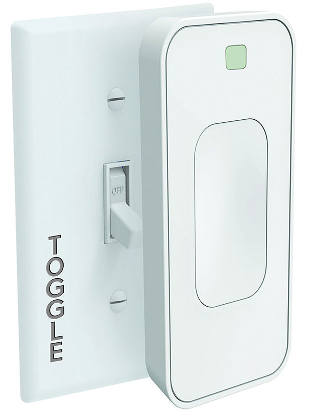 Switchmate Bright Toggle Alexa Enabled Light Switch