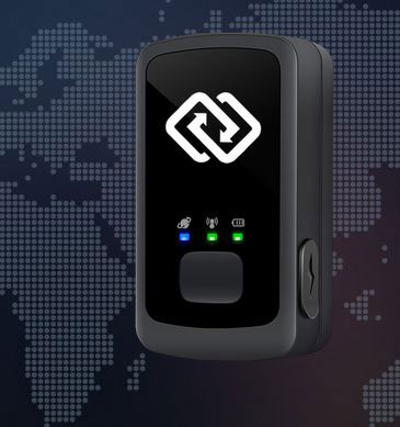 SpyTrack Nano Personal GPS Tracker - Connected Crib