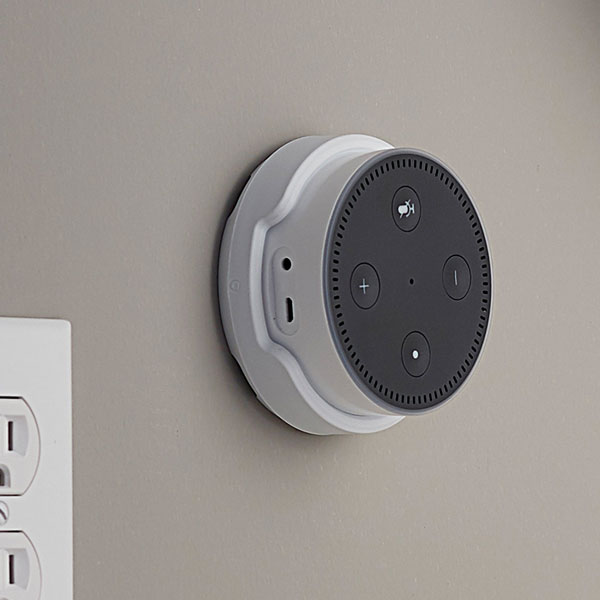 Sanus Echo Dot Wall Mount Connected Crib
