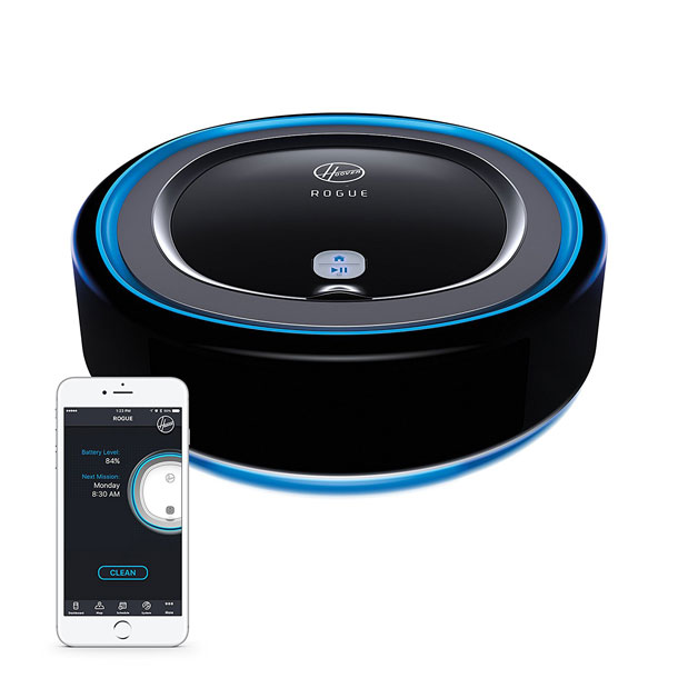 Hoover ROGUE 970 WiFi Robot With Alexa