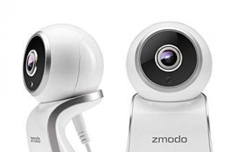 Escam Penguin 720p Ip Camera Connected Crib