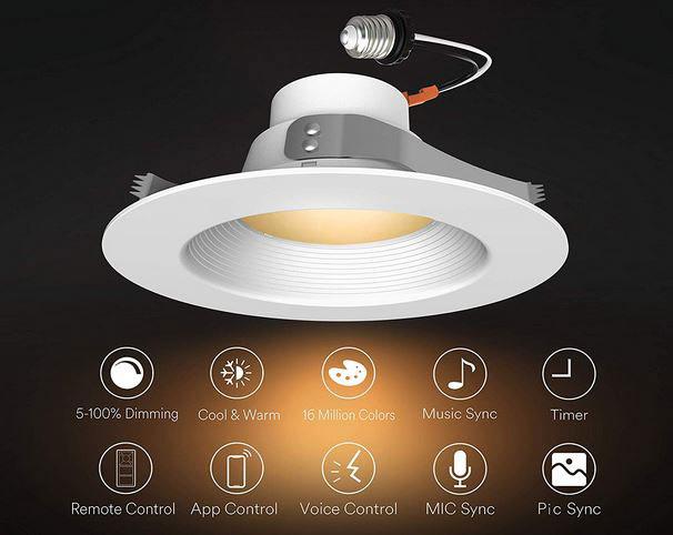 Ilintek Smart Led Bulb Connected Crib