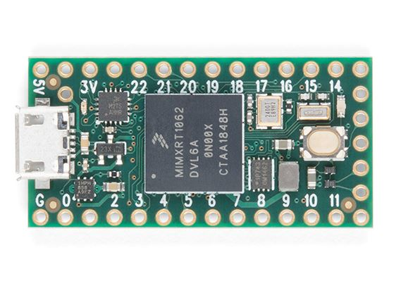 Teensy 4 0 For Diy Electronics Projects Connected Crib