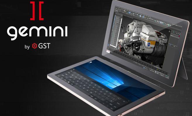 Gemini Dual Screen Touchscreen Laptop - Connected Crib